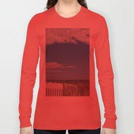 Long Island Beach Long Sleeve T-shirt