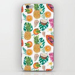 Summer #4 iPhone Skin
