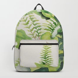 Woodland Watercolour Backpack