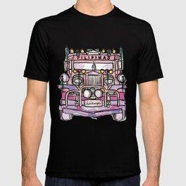 jeepney T-shirt