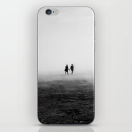 Everyone Else Disappears iPhone Skin