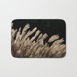 YAKU JIMA GRASS IN BACKLIT SUN Bath Mat