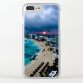 Cancún, Mexico Clear iPhone Case