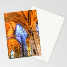St Giles Cathedral Edinburgh Scotland Stationery Cards