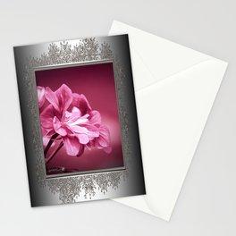 Ivy Geranium named Contessa Purple Bicolor Stationery Cards