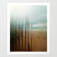 wander Art Prints featuring Wander by Bella Blue Photography
