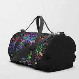 Butterfly mandala Duffle Bag