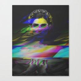 Goddess Vesta Canvas Print