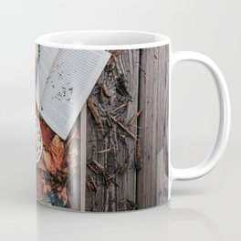 Marshmallows, Hot Chocolate, Autumn Coffee Mug