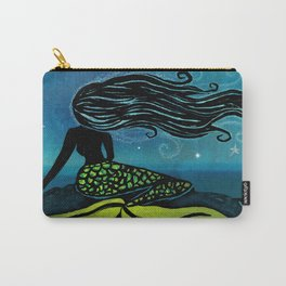 Mermaid Song Carry-All Pouch