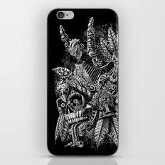Aztec Great Lizard Warrior 1 (Triceratops) iPhone & iPod Skin