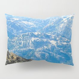 Top of the World Pillow Sham