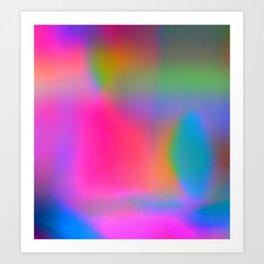 Luminescent 3 Art Print