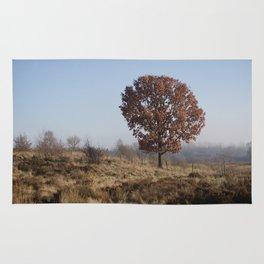 Single Tree On Chasewater Heath Rug