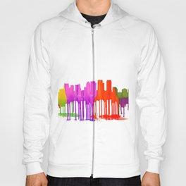 Tampa, Florida Skyline - Puddles Hoody