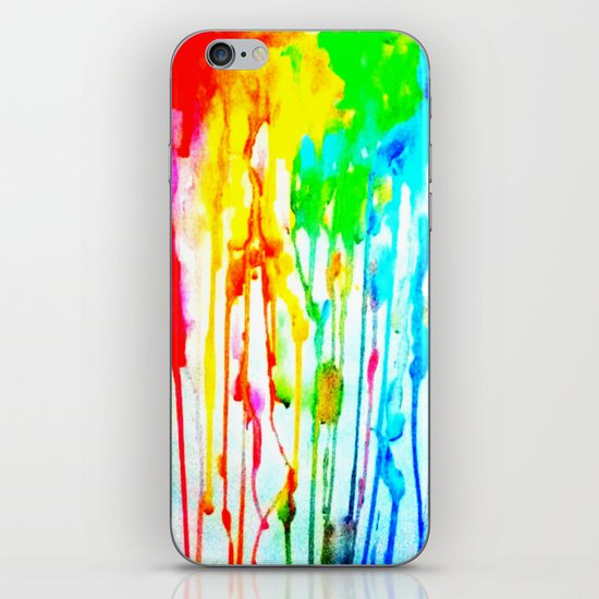 Colors of life : Colors Series 3 iPhone Skin
