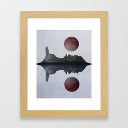 Futuristic Visions 08 Framed Art Print