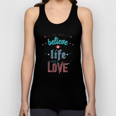 Life after Love Unisex Tank Top