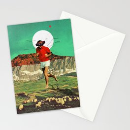 Sheeprunner Stationery Cards