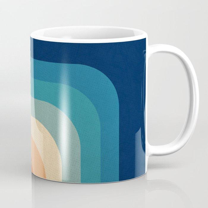 Retro 70s Color Palette III Coffee Mug
