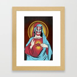 Jesus Santos Framed Art Print