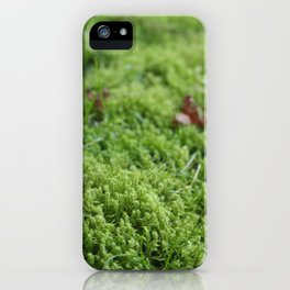 Groundcover iPhone Case