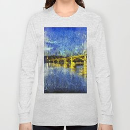 Margaret Bridge Budapest Van Goth Long Sleeve T-shirt