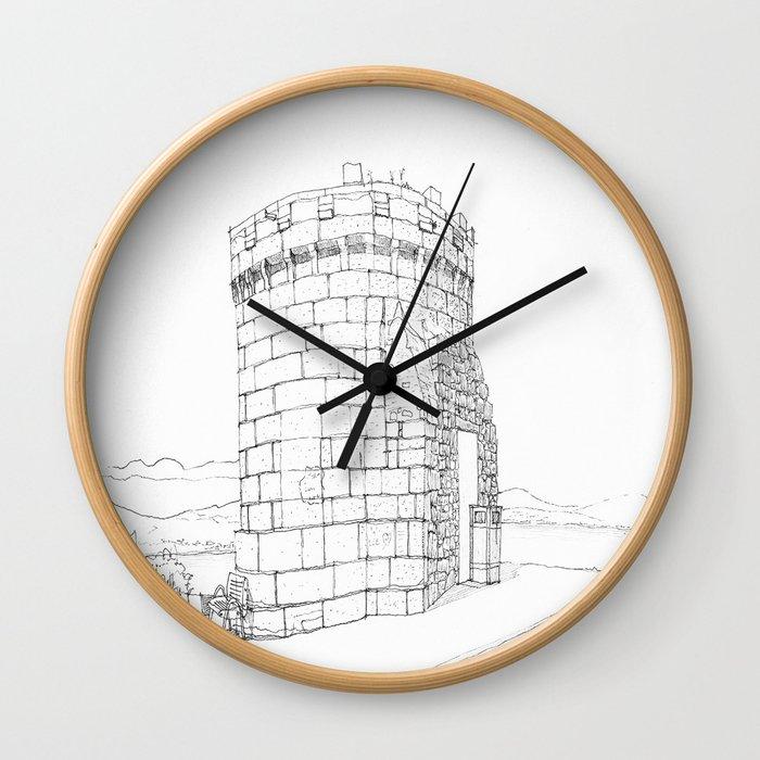 Tower Hill Wall Clock