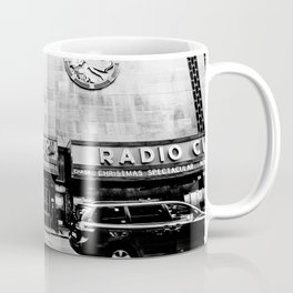 NYC Radio City Music Hall Coffee Mug