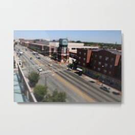 Richmond - Tilt Shift 2 Metal Print
