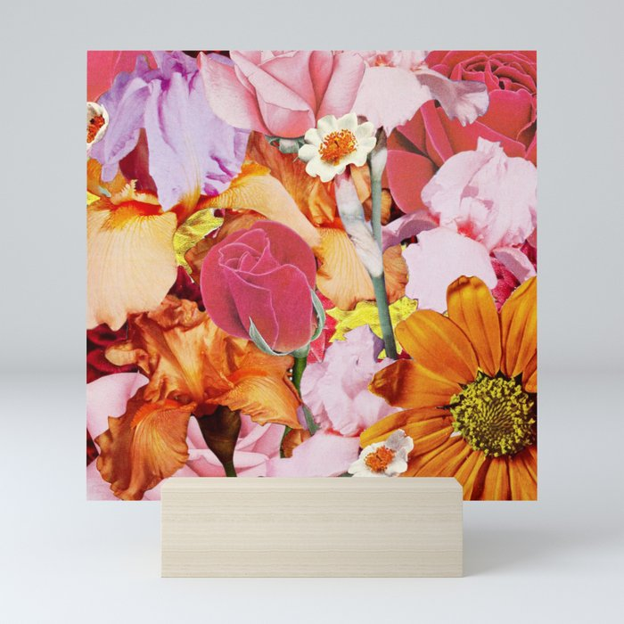 Bouquet Mini Art Print