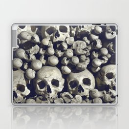 Bored to death Laptop & iPad Skin