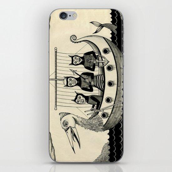 The Harpooners  iPhone & iPod Skin