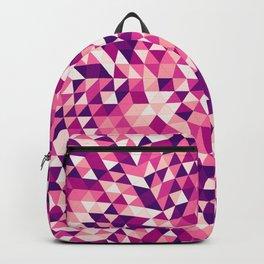 Triangle mandala 1 Backpack