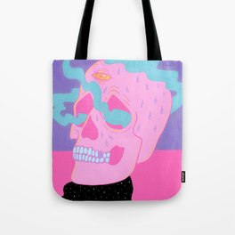 Burning On The Inside Tote Bag