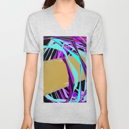 Inner Color Unisex V-Neck