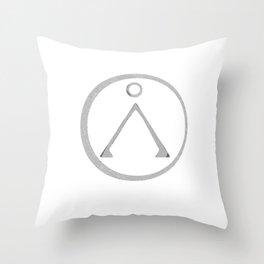 Stargate home Throw Pillow