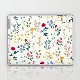 Spring Botanicals Laptop & iPad Skin