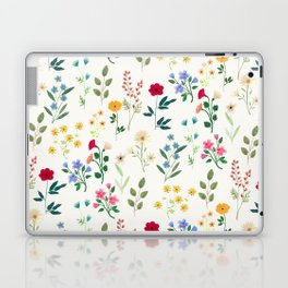 Spring Botanicals Laptop & iPad Skin