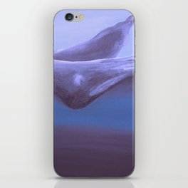 Landscape with Feet iPhone Skin