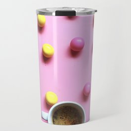 Bubble Gum Coffee Travel Mug