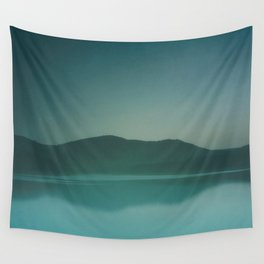 Lakeside Drive Wall Tapestry