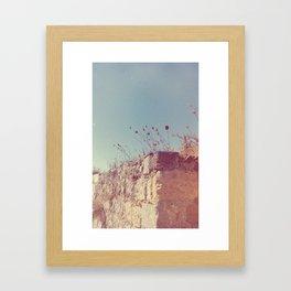 Outer Wall Framed Art Print