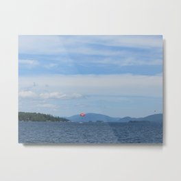 Liftoff! Metal Print