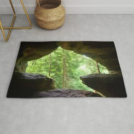 Cave View Rug