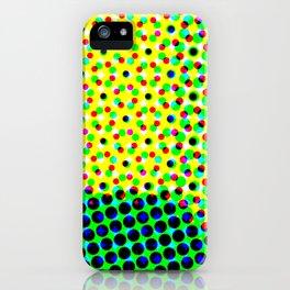 N Dot iPhone Case