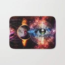 Quantum space Bath Mat