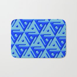 Geometrix 140 Bath Mat