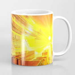 Retro Future Perfect Coffee Mug