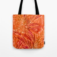 spice Tote Bags featuring Spice Island by Vikki Salmela